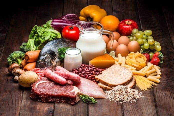 alimentos ganar masa muscular rápido