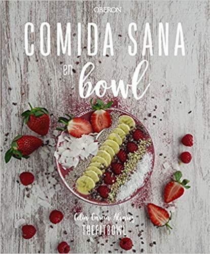 comida sana en bowl libro