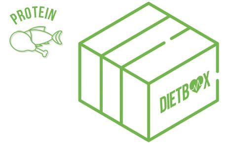 dietbox caja protein