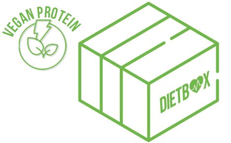 dietbox caja vegan protein