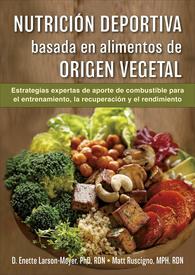nutrición deportiva de origen vegatal